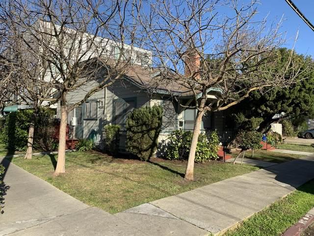 703 Adams St, Redwood City, CA 94061 (#ML81831520) :: Real Estate Experts