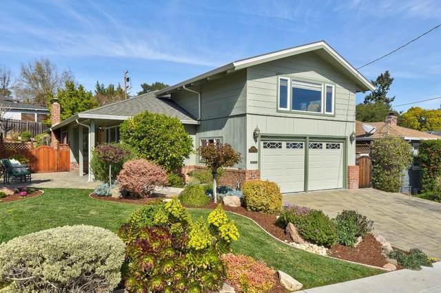 2384 Brittan Ave, San Carlos, CA 94070 (MLS #ML81831529) :: Compass
