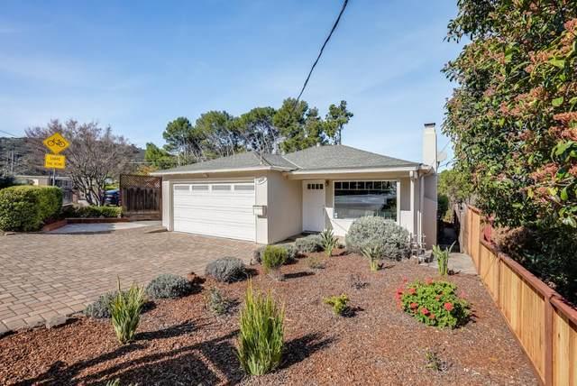 2806 San Carlos Ave, San Carlos, CA 94070 (#ML81831534) :: Schneider Estates
