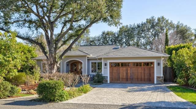 966 Manor, Los Altos, CA 94024 (#ML81831536) :: Real Estate Experts