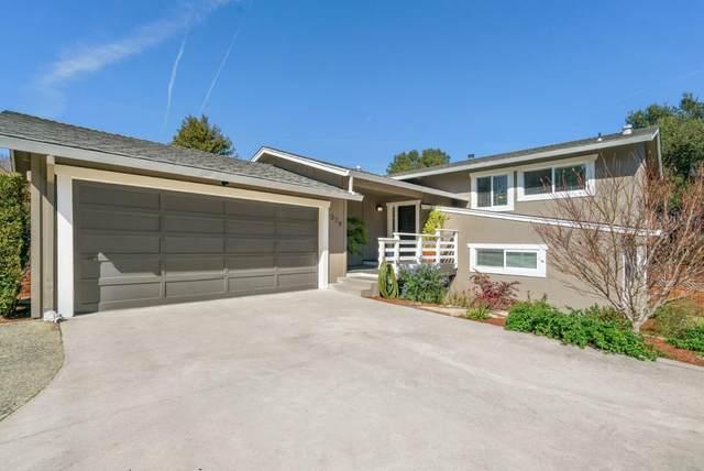 379 Collado Dr, Scotts Valley, CA 95066 (#ML81831613) :: Schneider Estates