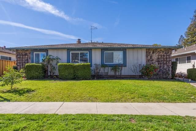 2561 Skylark Dr, San Jose, CA 95125 (#ML81831632) :: Intero Real Estate