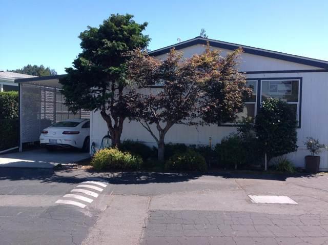 225 Mount Hermon Rd 82, Scotts Valley, CA 95066 (#ML81831638) :: Schneider Estates