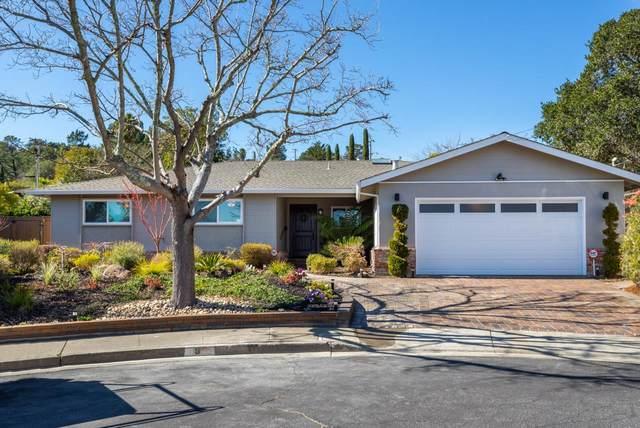 9 Alasdair Ct, San Rafael, CA 94903 (#ML81831645) :: The Sean Cooper Real Estate Group
