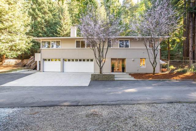 2100 Granite Creek Rd, Scotts Valley, CA 95066 (#ML81831672) :: Schneider Estates