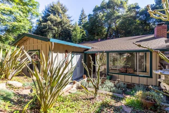425 Saint Francis Dr, Boulder Creek, CA 95006 (#ML81831676) :: The Goss Real Estate Group, Keller Williams Bay Area Estates