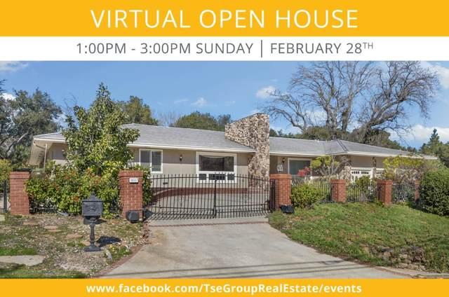 19557 Three Oaks Way, Saratoga, CA 95070 (#ML81831680) :: The Sean Cooper Real Estate Group