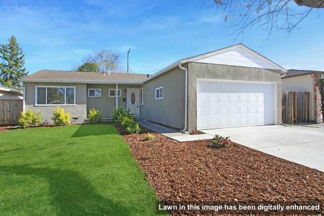 3468 Flora Vista Ave, Santa Clara, CA 95051 (#ML81831712) :: Strock Real Estate