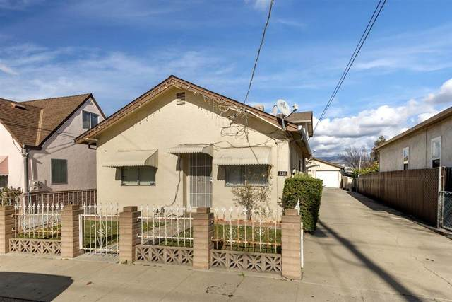 136 N 26th St, San Jose, CA 95116 (#ML81831719) :: Live Play Silicon Valley