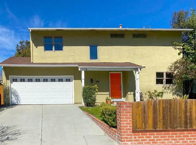 529 Crosslees Dr, San Jose, CA 95111 (#ML81831730) :: The Goss Real Estate Group, Keller Williams Bay Area Estates