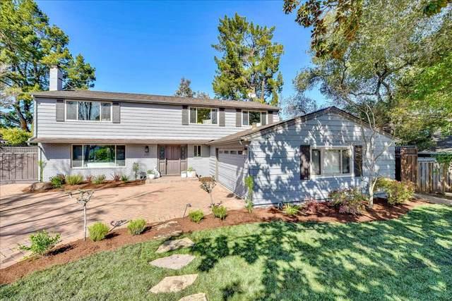 695 San Martin Pl, Los Altos, CA 94024 (#ML81831749) :: Real Estate Experts