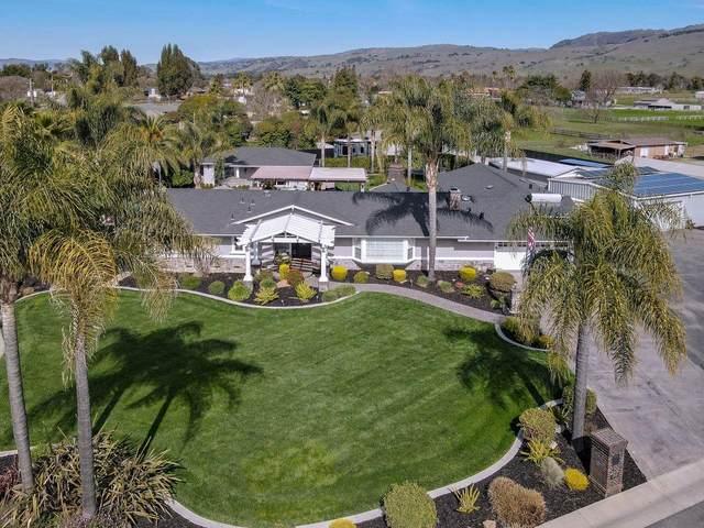 1505 Chiri Ct, San Martin, CA 95046 (#ML81831834) :: Live Play Silicon Valley