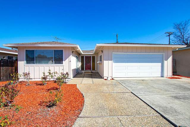 1692 Heron Ave, Sunnyvale, CA 94087 (#ML81831839) :: The Gilmartin Group