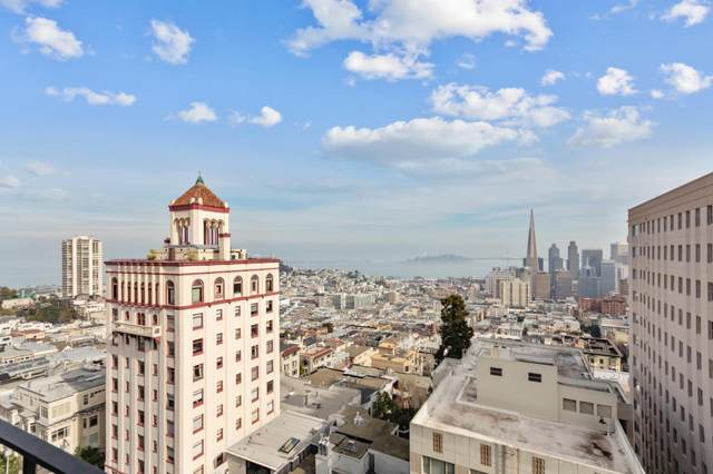 1333 Jones St 1202, San Francisco, CA 94109 (#ML81831840) :: The Goss Real Estate Group, Keller Williams Bay Area Estates