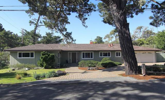 3092 Valdez Rd, Pebble Beach, CA 93953 (#ML81831843) :: Olga Golovko