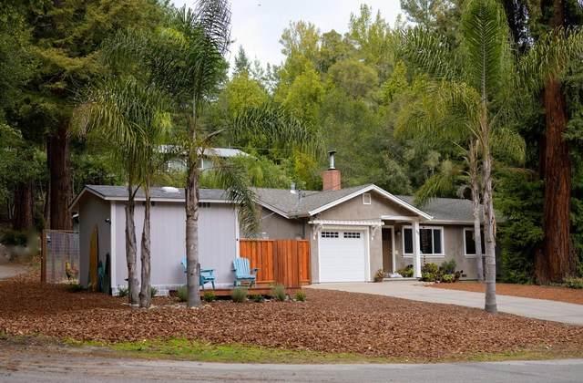 396 Hihn St, Felton, CA 95018 (#ML81831846) :: Intero Real Estate