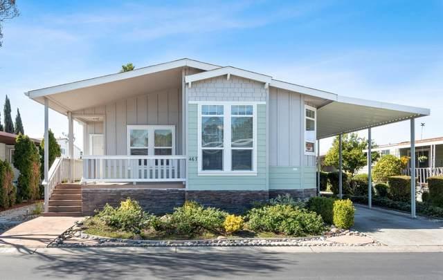 467 Mill Pond Dr 467, San Jose, CA 95125 (#ML81831857) :: Intero Real Estate