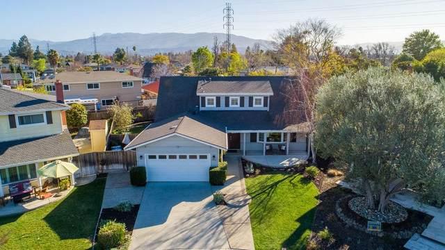 1941 Crestmont Dr, San Jose, CA 95124 (#ML81831868) :: Intero Real Estate