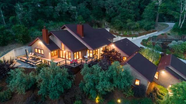 2562 Glen Canyon Rd, Santa Cruz, CA 95060 (#ML81831895) :: Schneider Estates