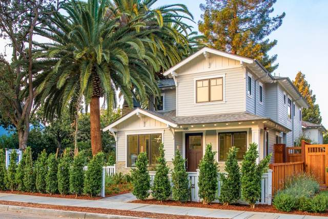 905 Waverley St, Palo Alto, CA 94301 (#ML81831924) :: Olga Golovko