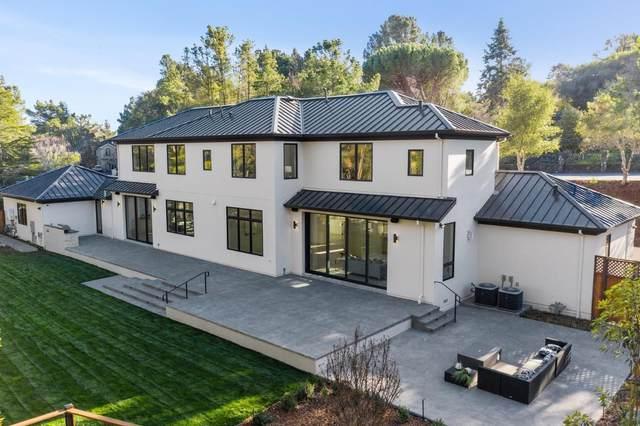 60 Glengarry Way, Hillsborough, CA 94010 (#ML81831926) :: Schneider Estates