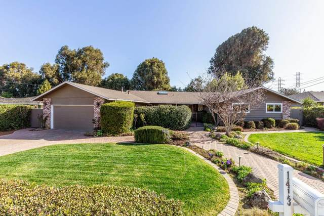 1413 Brookmill Rd, Los Altos, CA 94024 (#ML81831935) :: Real Estate Experts