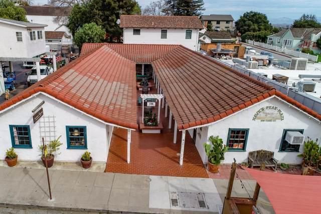 106 3rd St, San Juan Bautista, CA 95045 (#ML81831956) :: Intero Real Estate