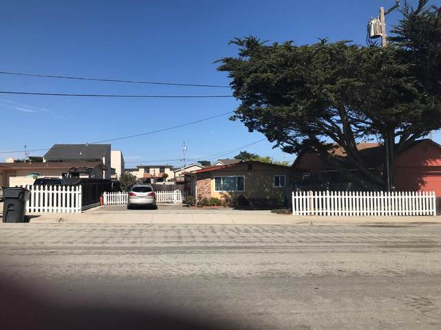 229 Hillcrest Ave, Marina, CA 93933 (MLS #ML81831993) :: Compass