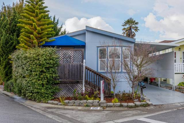 4160 Jade St 96, Capitola, CA 95010 (#ML81831996) :: Intero Real Estate