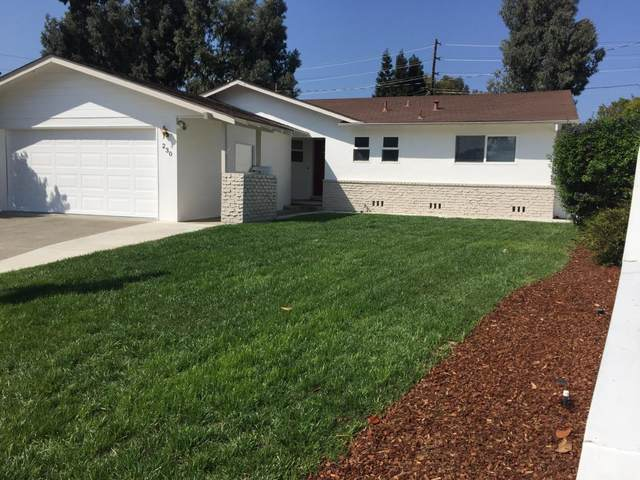 230 Calvert Ct, Santa Clara, CA 95051 (#ML81832069) :: Strock Real Estate
