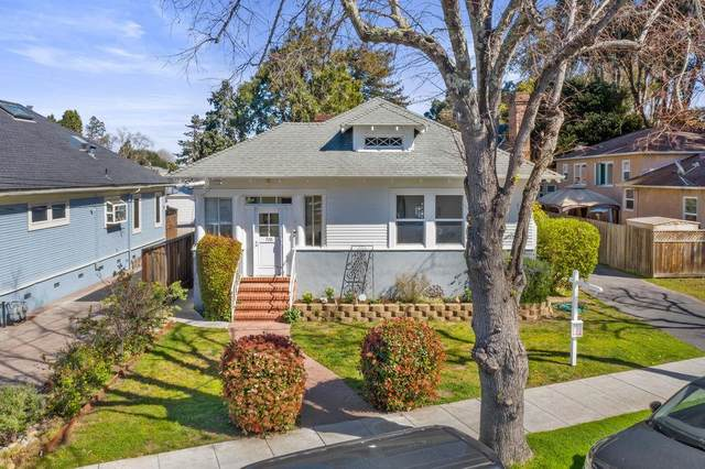 706 Linden Ave, Burlingame, CA 94010 (#ML81832129) :: Intero Real Estate