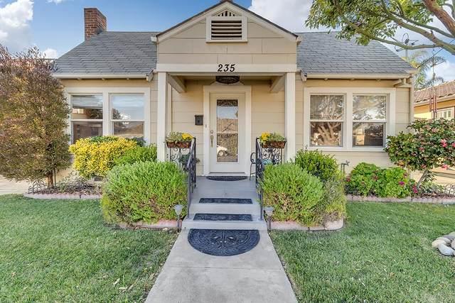 235 Cleaves Ct, San Jose, CA 95126 (#ML81832142) :: Strock Real Estate