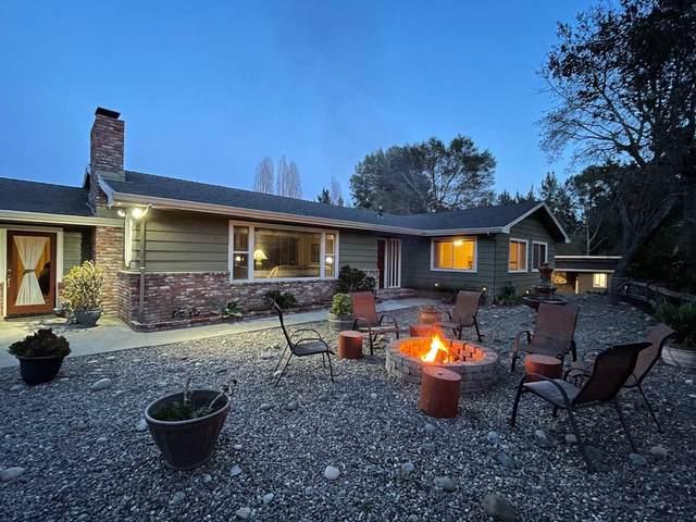 423 Pleasant Valley Rd, Aptos, CA 95003 (#ML81832188) :: Intero Real Estate