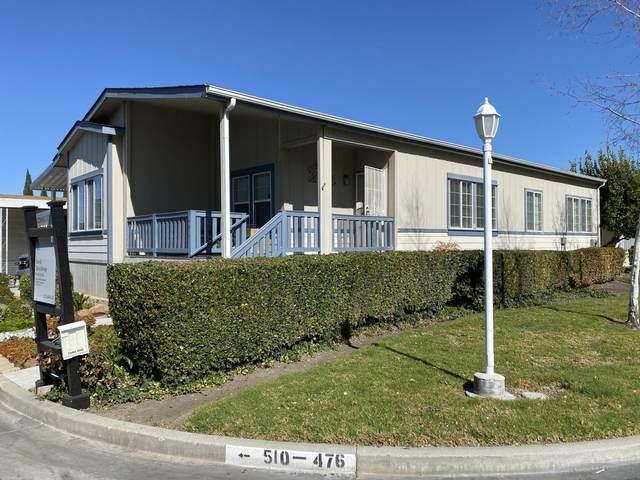 491 Millpond 491, San Jose, CA 95125 (MLS #ML81832205) :: Compass