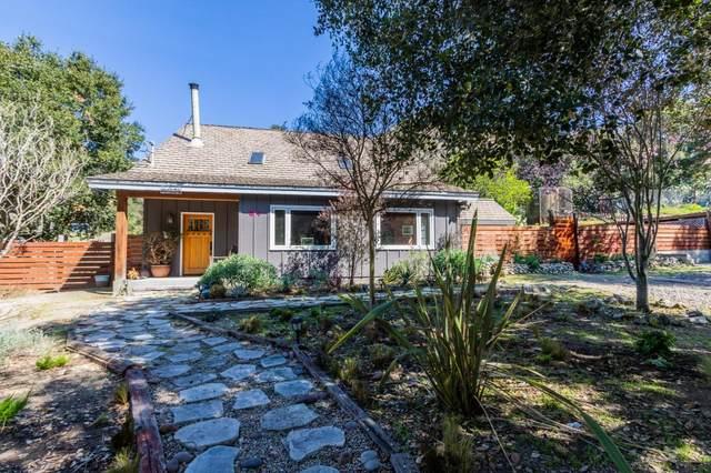 84 Harper Canyon Rd, Salinas, CA 93908 (MLS #ML81832216) :: Compass