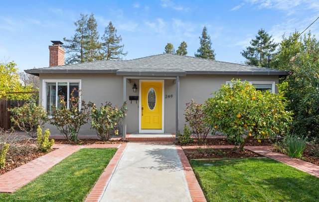249 Matadero Ave, Palo Alto, CA 94306 (#ML81832234) :: Real Estate Experts