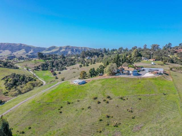 1380 Merrill Rd, San Juan Bautista, CA 95045 (#ML81832238) :: Real Estate Experts