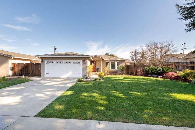 1841 Andrews Ave, San Jose, CA 95124 (#ML81832239) :: Real Estate Experts