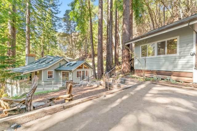 515 Burnside Bnd, Boulder Creek, CA 95006 (MLS #ML81832261) :: Compass