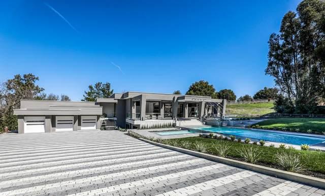 12398 Stonebrook Dr, Los Altos Hills, CA 94022 (MLS #ML81832317) :: Compass