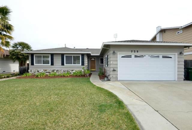 739 Baylor Dr, Santa Clara, CA 95051 (#ML81832320) :: Real Estate Experts