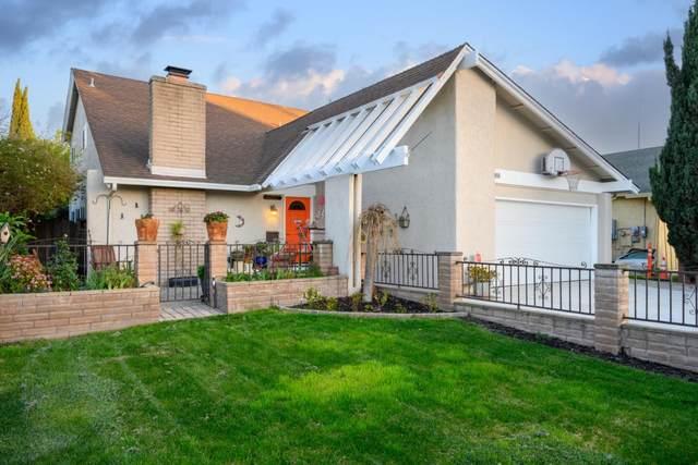 4188 Monet Cir, San Jose, CA 95136 (#ML81832332) :: Live Play Silicon Valley