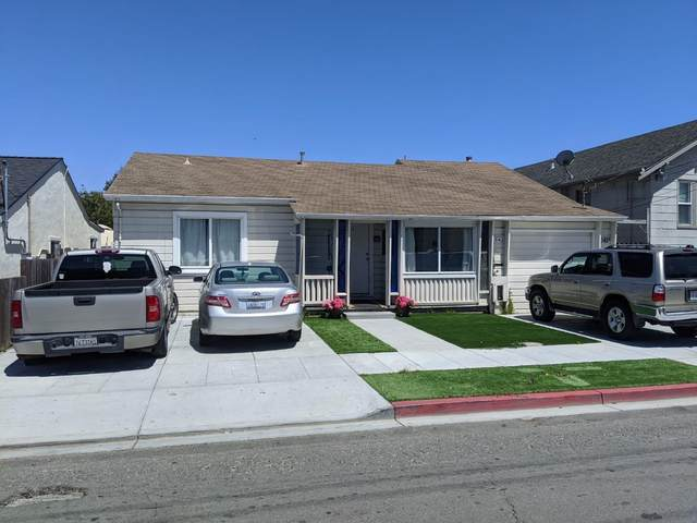 1042 Montgomery Ave, San Bruno, CA 94066 (MLS #ML81832379) :: Compass