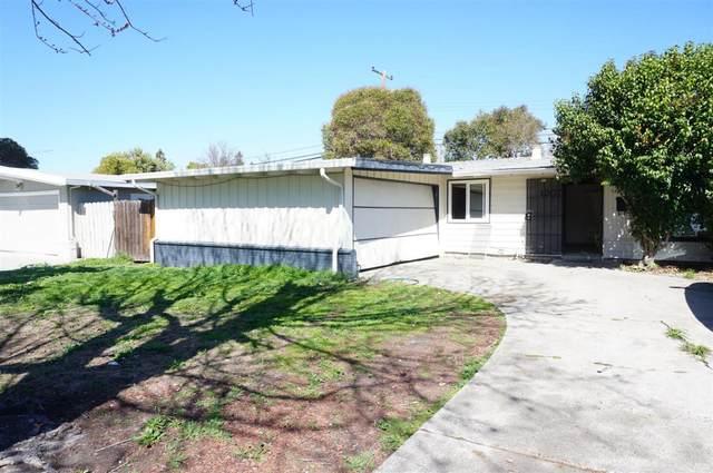 1207 Torrance Ave, Sunnyvale, CA 94089 (#ML81832383) :: Olga Golovko