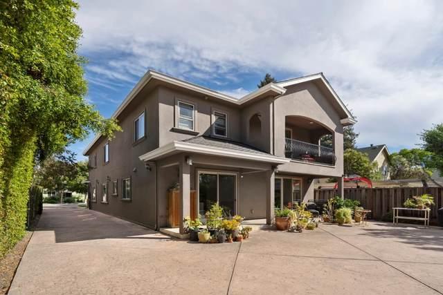 1267 Fremont St, San Jose, CA 95126 (#ML81832389) :: Schneider Estates