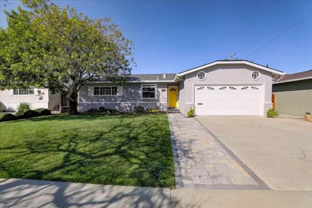 2207 Barrett Ave, San Jose, CA 95124 (MLS #ML81832398) :: Compass