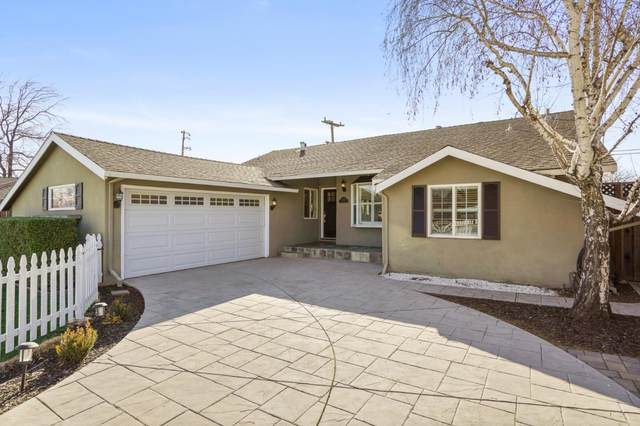 1318 Foxworthy Ave, San Jose, CA 95118 (#ML81832430) :: Live Play Silicon Valley
