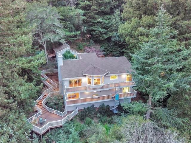 365 Eagle Crest Dr, Scotts Valley, CA 95066 (#ML81832438) :: Schneider Estates