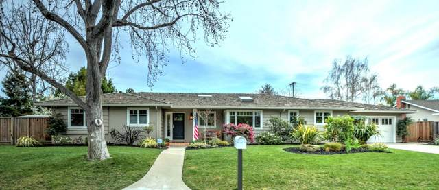 360 Fontainbleau Ter, Los Altos, CA 94022 (#ML81832459) :: Olga Golovko