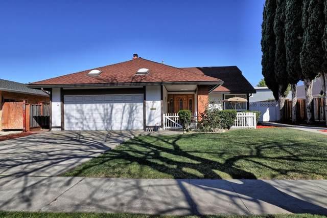 6258 Camino Verde Dr, San Jose, CA 95119 (MLS #ML81832477) :: Compass